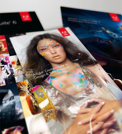 Adobe Systems | Adobe® Creative Suite® 6 DM